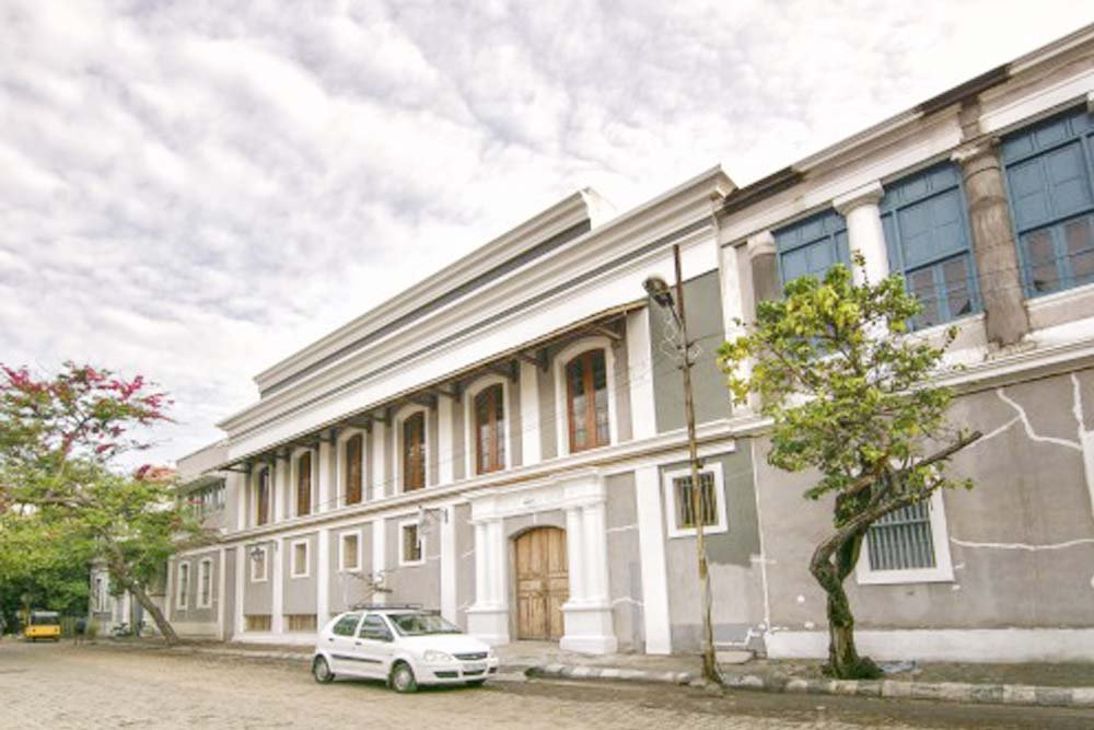 Pondicherry - Sriaurobindo Ashram